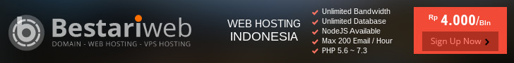 domain murah, web hosting murah indonesia no 1